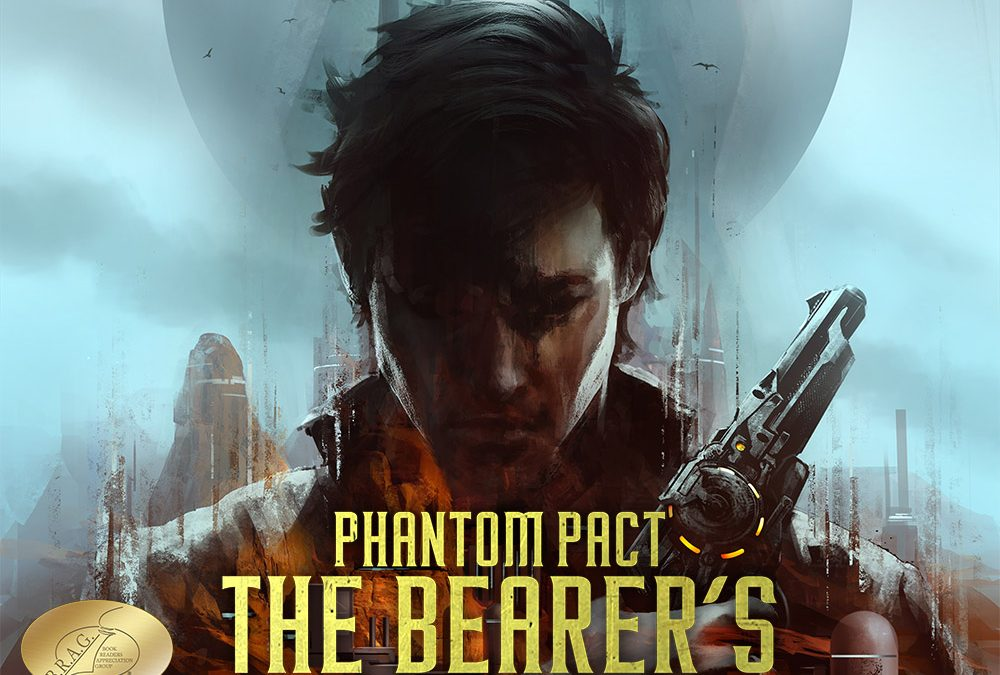 Phantom Pact Audiobook is Live!